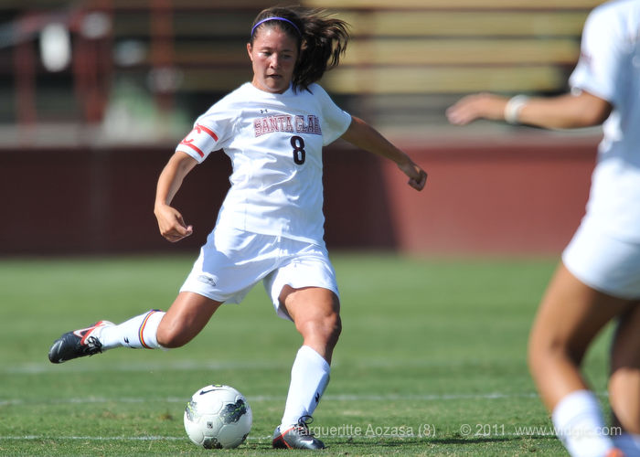 Santa Clara Women's Soccer Ready For NCAA Tournament First Round