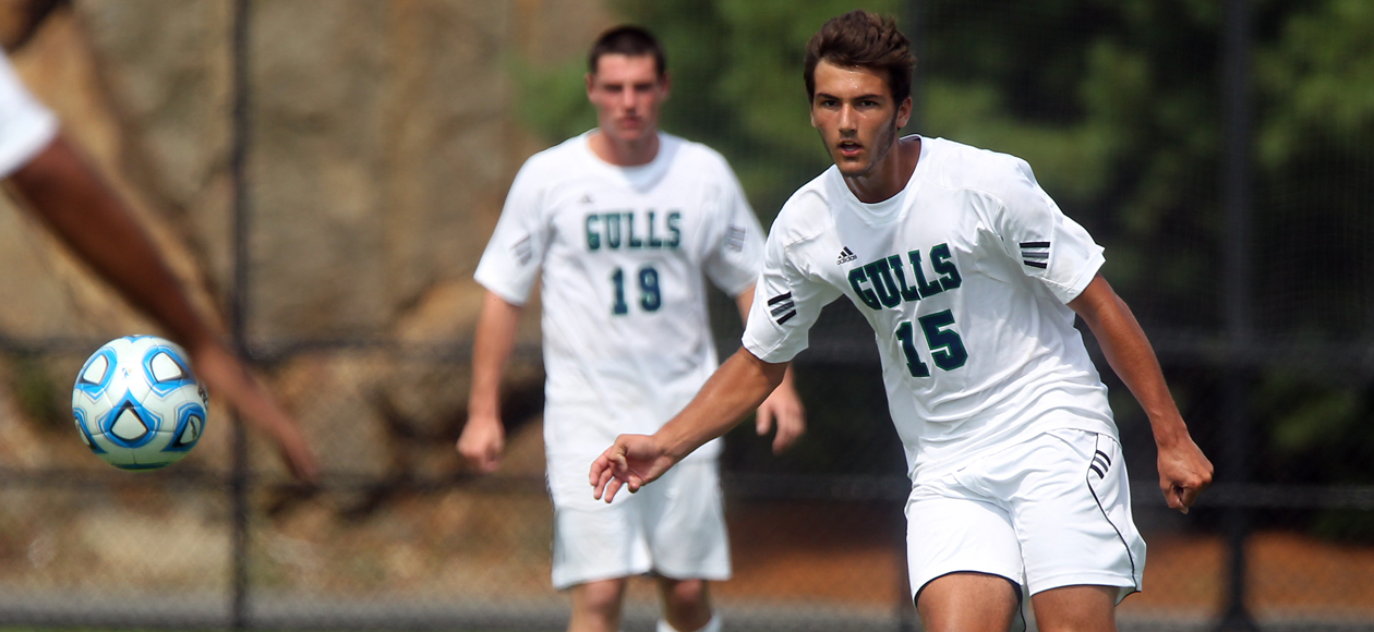 Men's Soccer Picked Third In 2015 CCC Preseason Poll