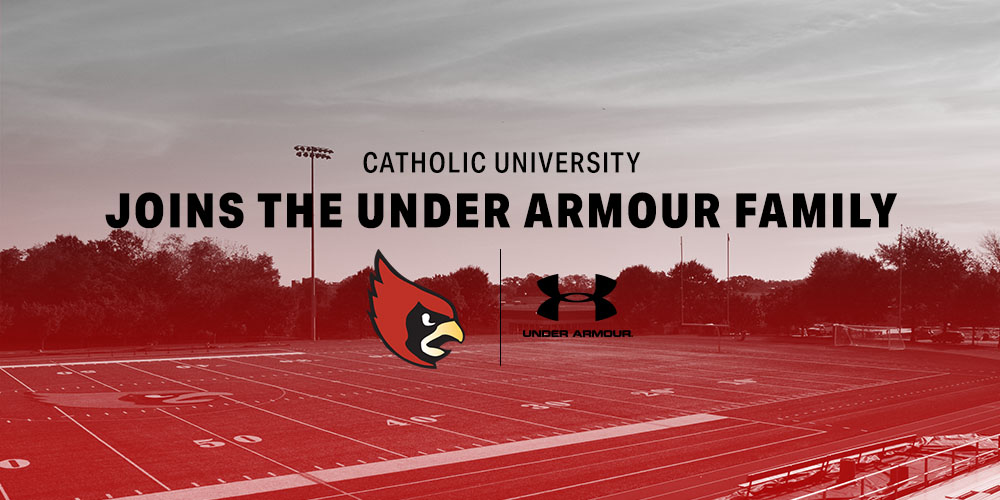 Under Armour to be Official Outfitter of Catholic Athletics