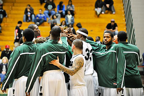 Rams Drop Skyline Game at St. Joe's