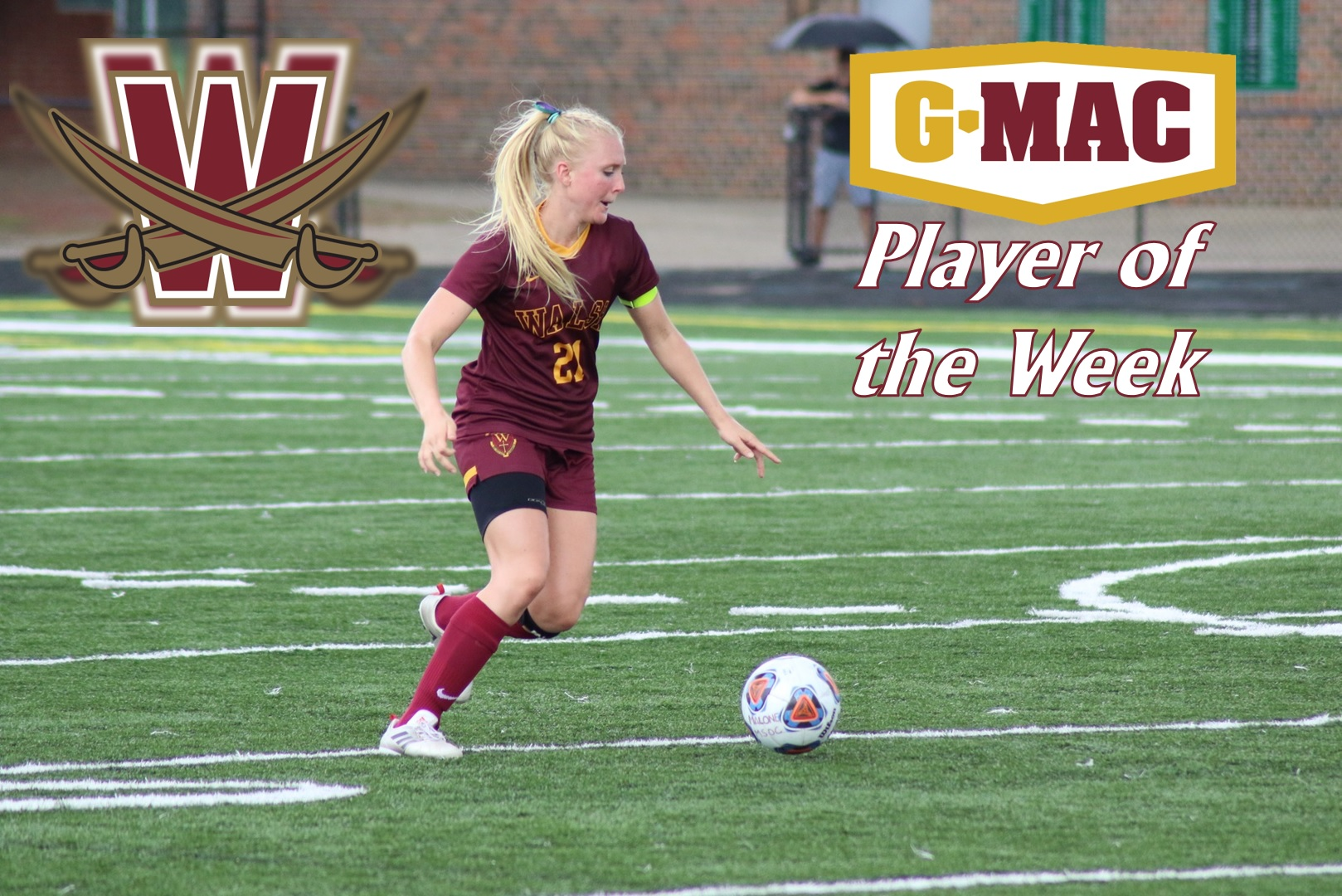 Swift Picked As G-MAC Defensive Player of the Week