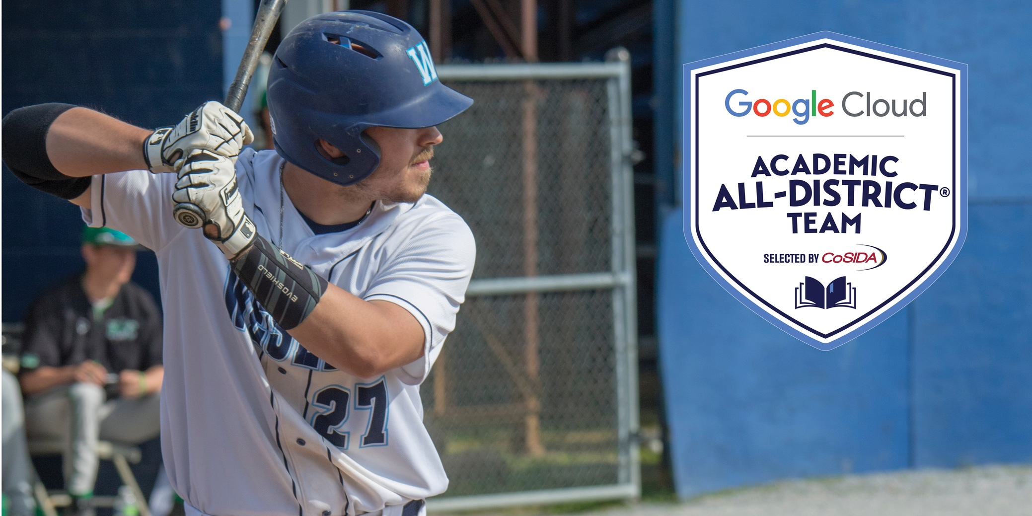 Foster named CoSIDA Academic All-District 2 First Team