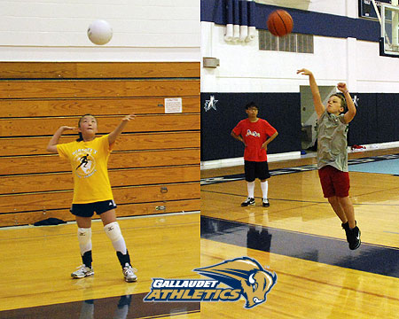Gallaudet University Athletic Summer Camps Information