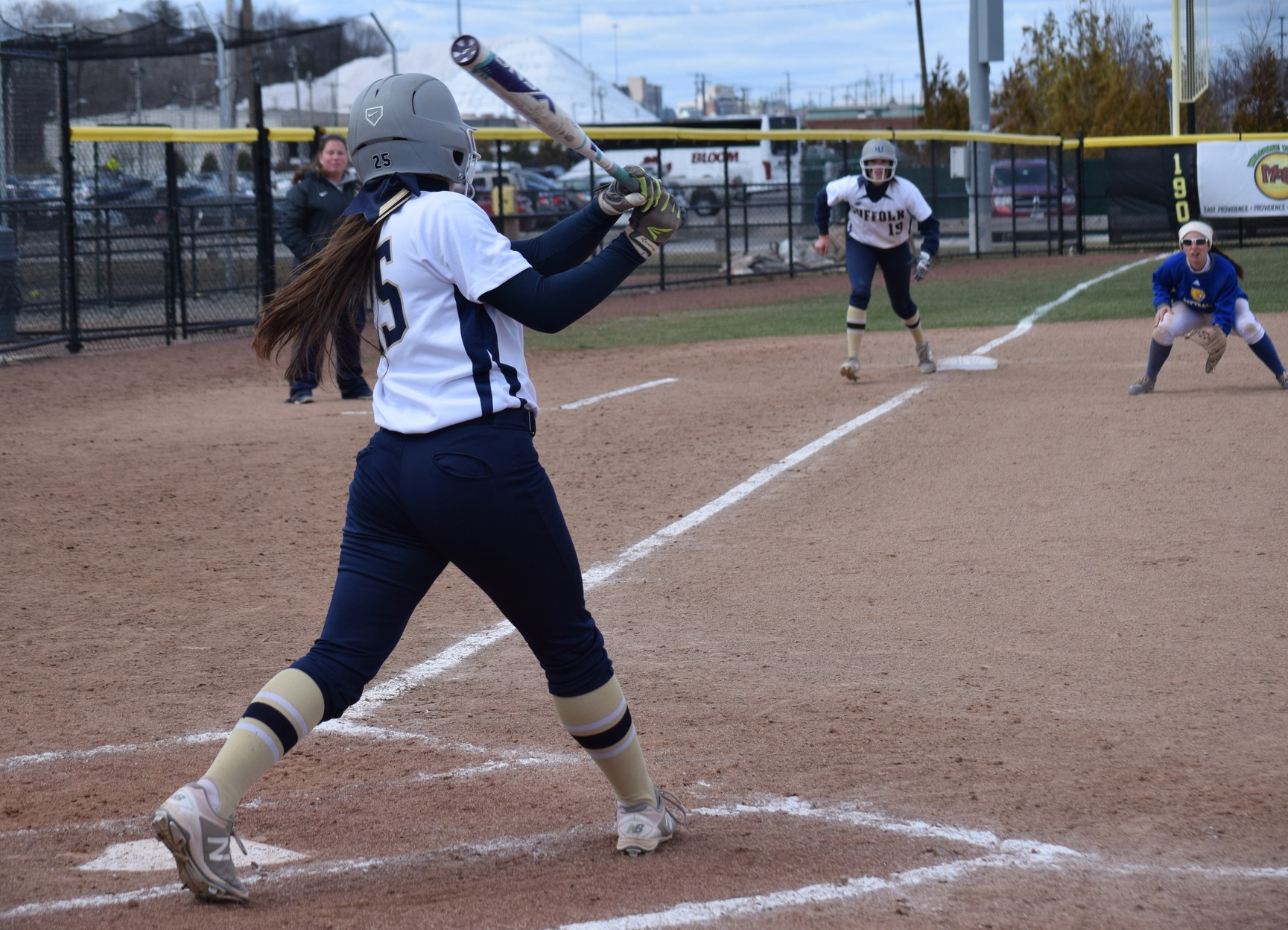 Softball Splits with St. Joe's, Falls in Game 2, 4-3