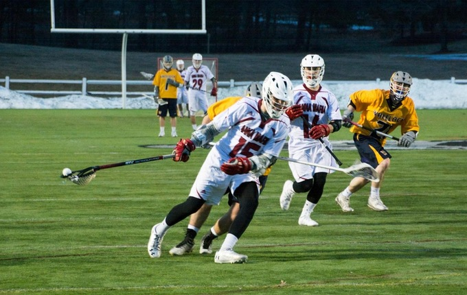Lacrosse Drops to Buccaneers, 10-9