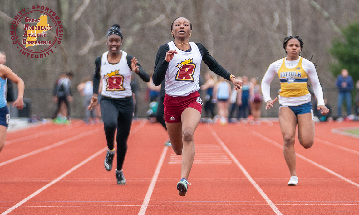 Fatima St. Hilaire Repeats as GNAC Track & Field Female Athlete of Week