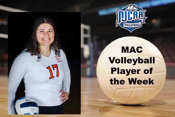 MAC Volleyball Player of the Week (Sept. 17-23)