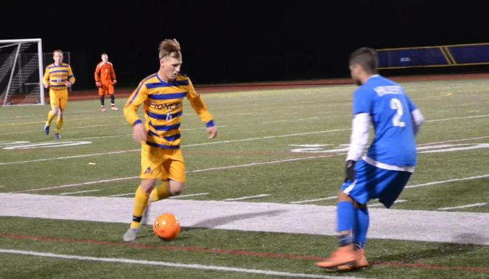 Late Goals Lift Pioneers in Regular Season Finale