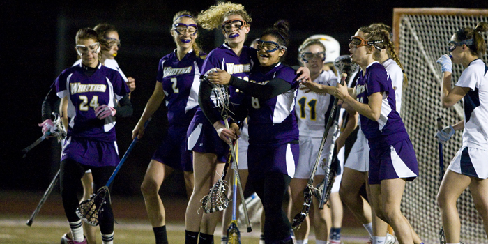 Poet's offense erupts for 17 goals against Wildcats