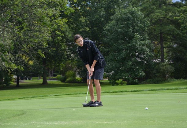 Second Day of Conference Championship Concludes D'Youville Golf Season