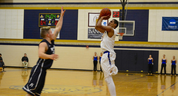 Lawson's Career-High Leads JWU Past Rivier 79-66