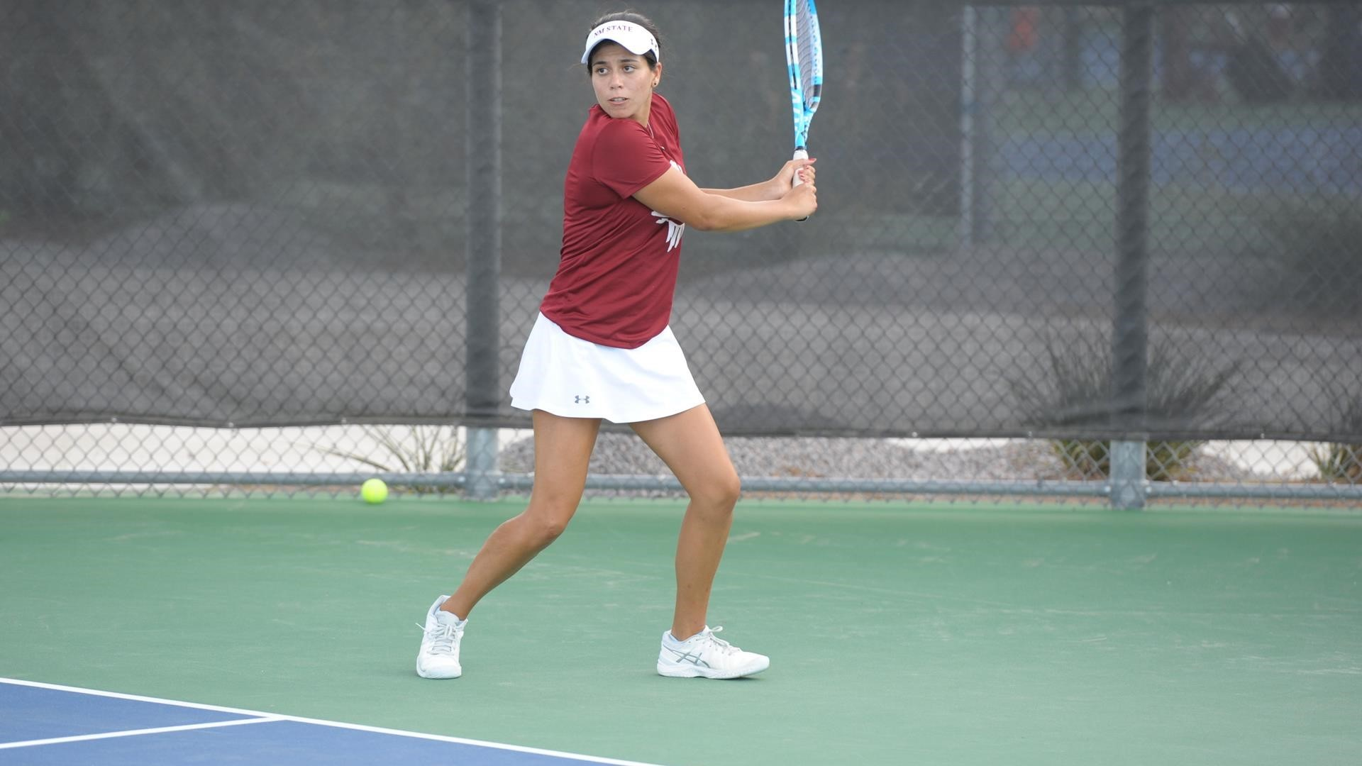 This Week in WAC Women's Tennis - April 17