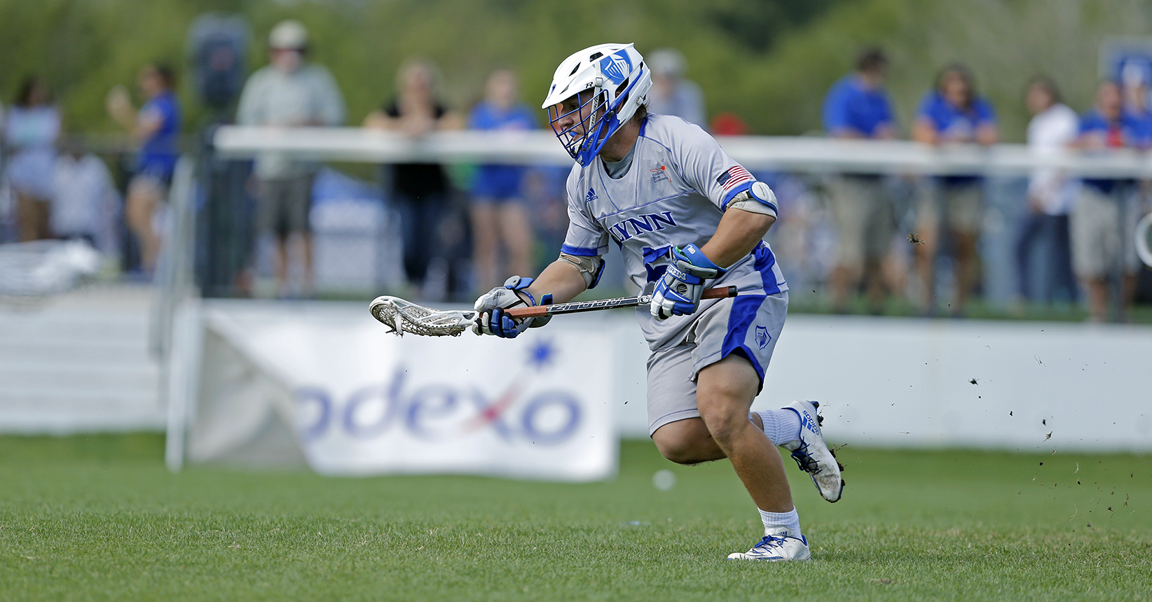 No. 12 Lacrosse Outmatched by No. 2 Saints