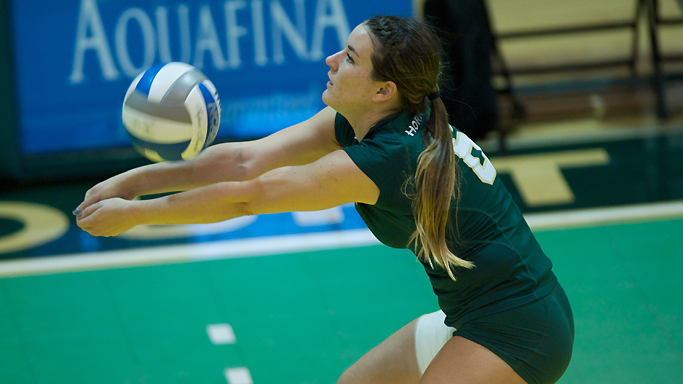 VOLLEYBALL TRAVELS TO MATCHUPS AT WEBER STATE AND IDAHO STATE