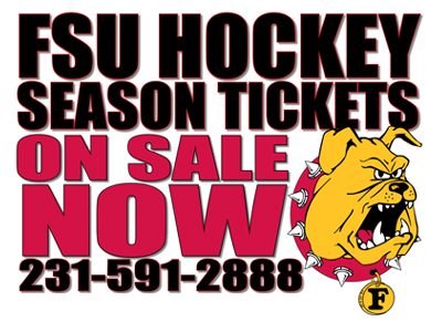 Important Bulldog Hockey Ticket Information!