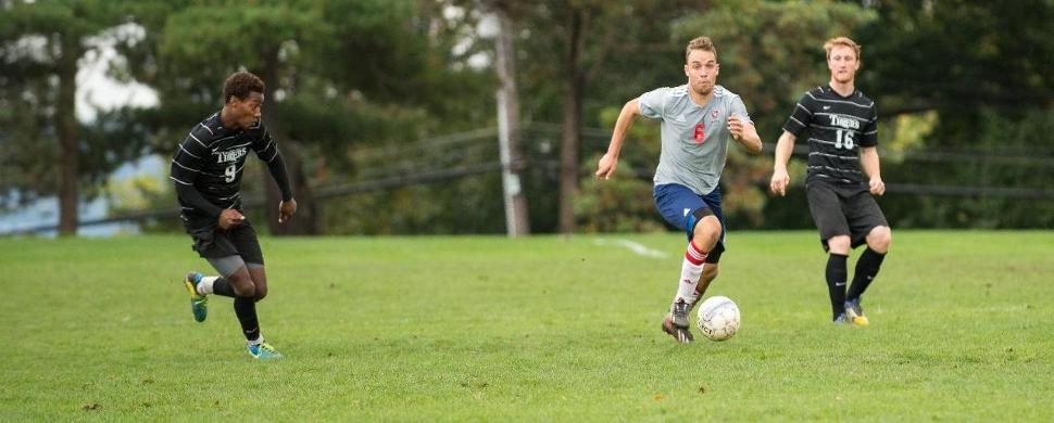 Men's Soccer Defeated in CACC Action By Caldwell, 4-1