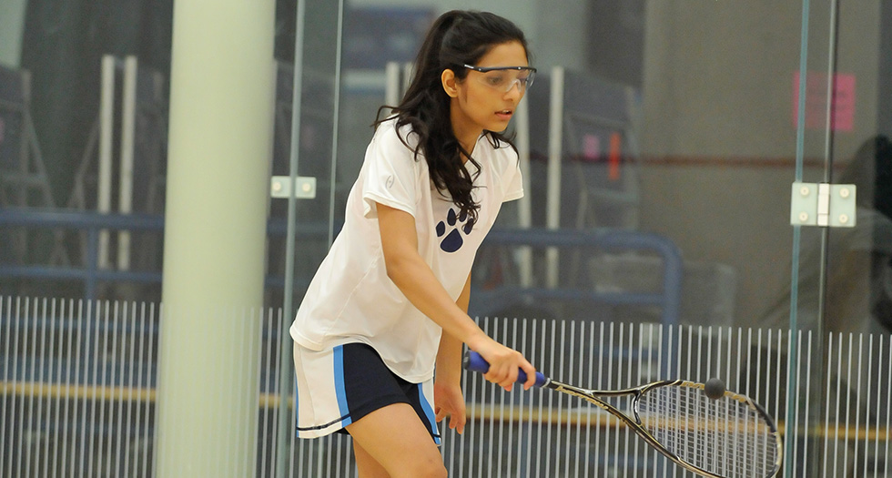 Squash Defeats Georgetown, 8-1; Advances to CSA Team Semis on Saturday