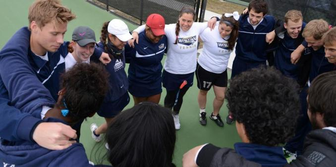 Bishop Men & Women Secure Trio of Tennis Wins