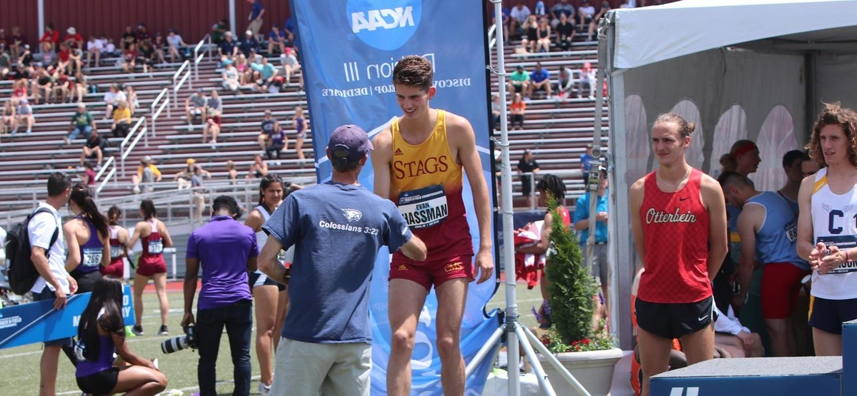 Evan Hassman Earns Top-Eight Finish in NCAA Steeplechase for All-America Honors