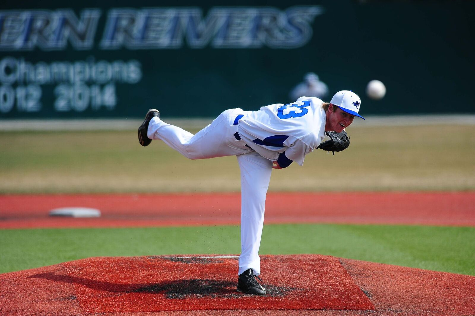 Reivers Win 5 Games in 3 Days, Move to 43-5