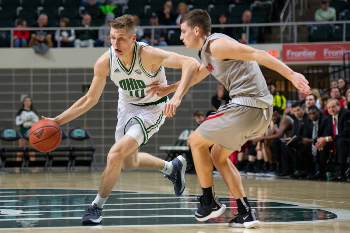 Ohio Men's Basketball Continues Play at Jersey Mike's Jamaica Classic on Sunday