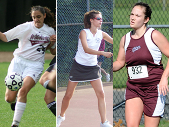 Bendzin, Dupuis and Sippel Earn NECC Weekly Honors