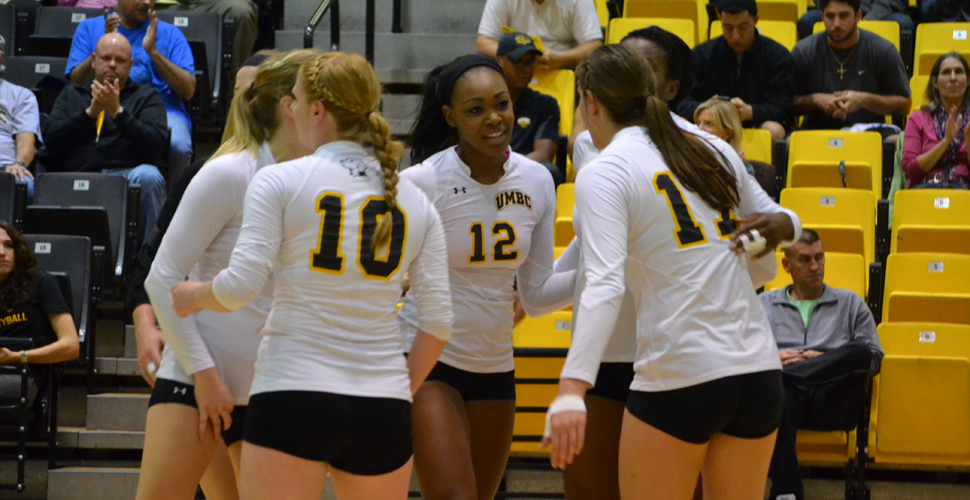 Volleyball Tagged as America East Preseason Favorite
