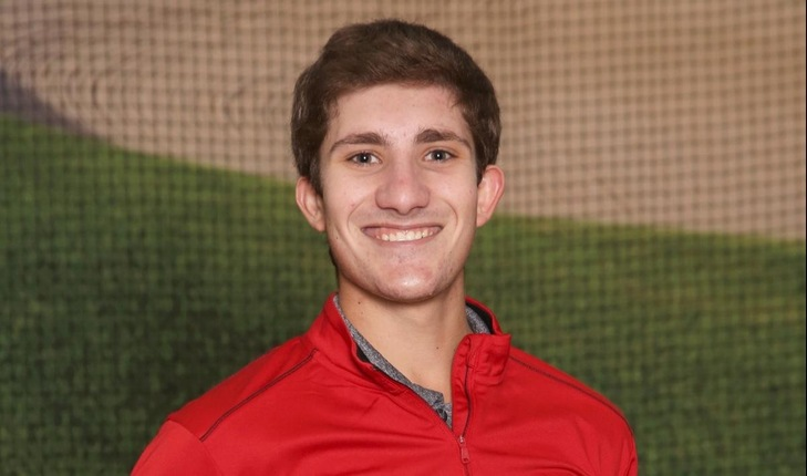 Jacob Krugman Named Forester Athlete of the Week
