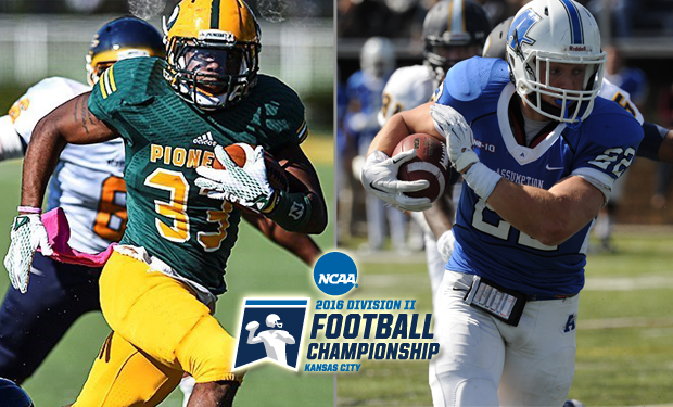 LIU Post and Assumption to Represent NE-10 in NCAA Football Championship