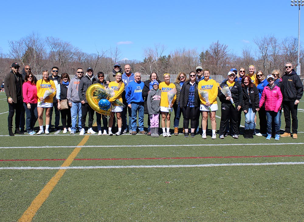 Women's Lacrosse Falls to Westfield State on Senior Day