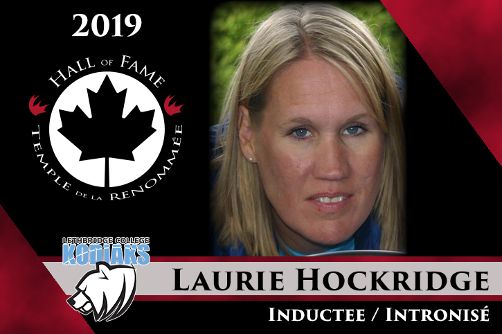 2019 CCAA Hall of Fame Inductee: Laurie Hockridge