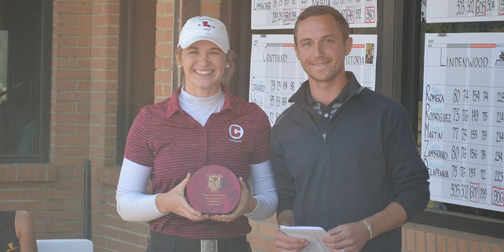 Varner Grabs Fifth SCAC Golfer of the Week Honor of Season