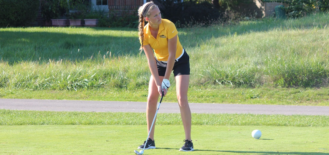 Round Two 320 Lifts Women's Golf To Top Five Finish At Cumberland Trail Classic