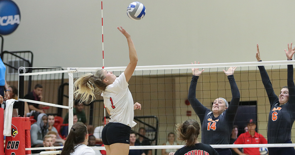 Cardinals Open Landmark Play With Sweep of Moravian