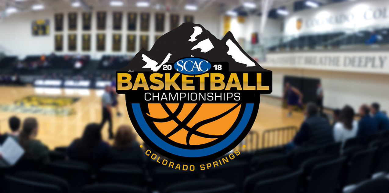 SCAC Announces 2018 Men's and Women's Basketball Tournament Brackets
