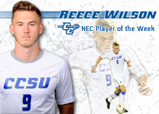 Wilson Tabbed NEC Player of the Week