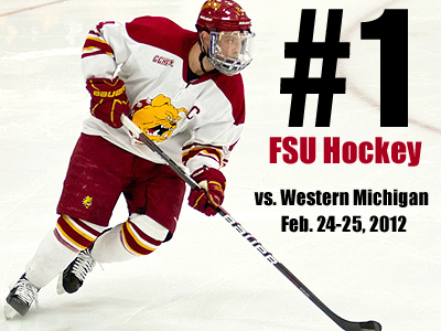 Hockey Notes: #1 FSU vs. Western Michigan