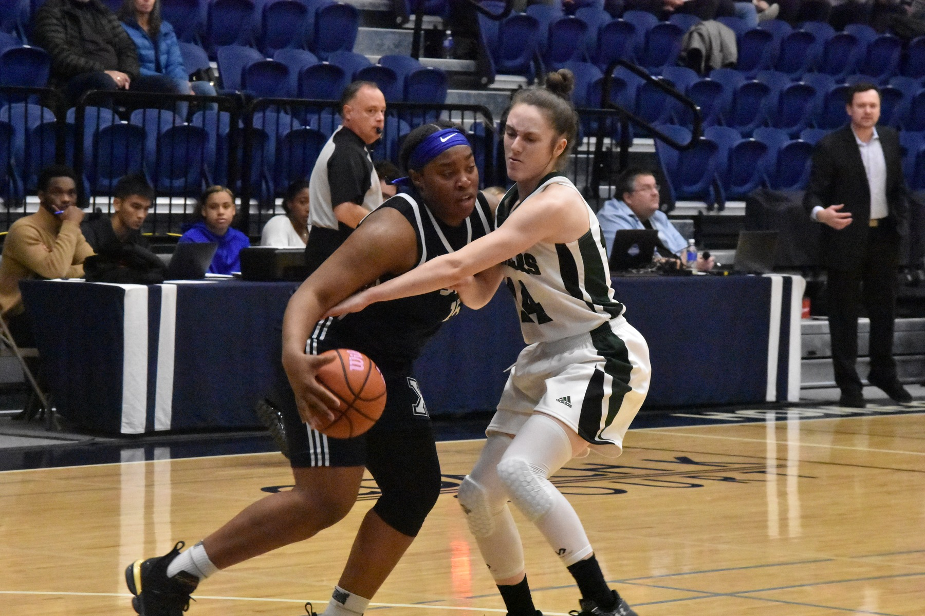 St. FX topples Panthers 96-88 behind 58-point second half