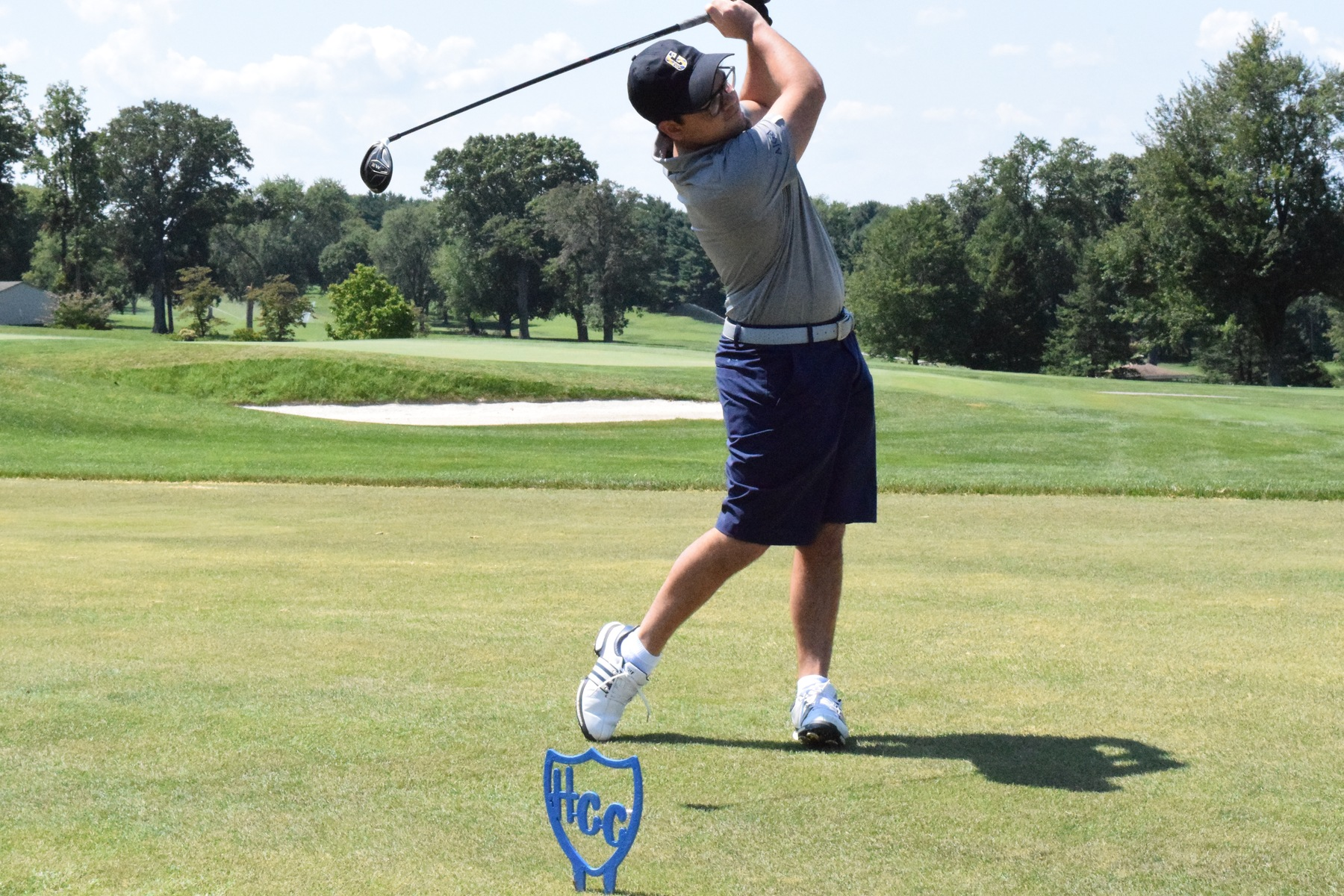Men's Golf Heads to Inaugural Landmark Conference Championships This Weekend