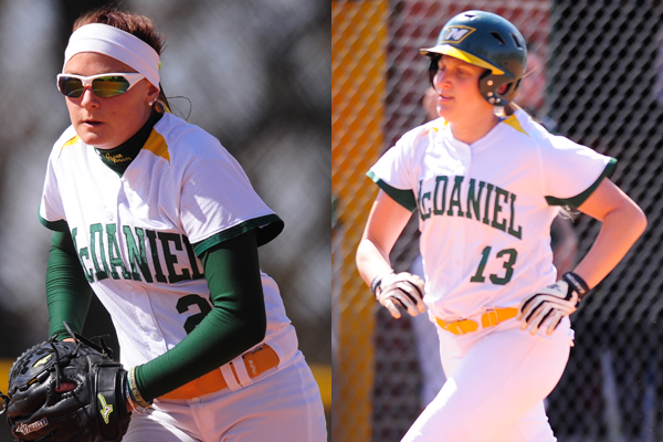 Two earn All-CC softball honors