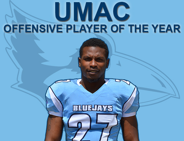 Adams Named UMAC Offensive Player of the Year, 10 Earn All-Conference Honors