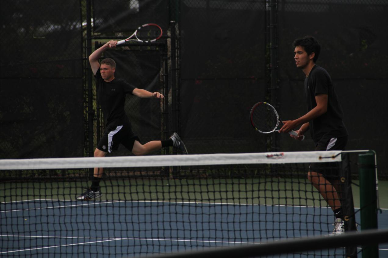 Brynteson and Farmer reach doubles of Ojai Championships