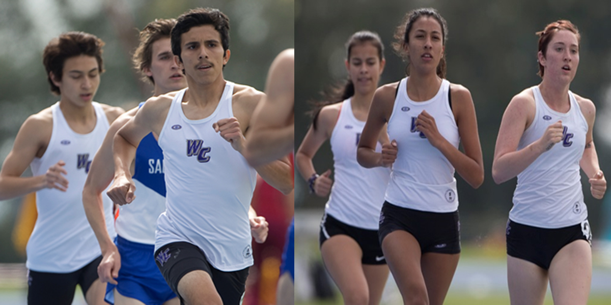 Distance Runners make history at Oxy Distance Carnival