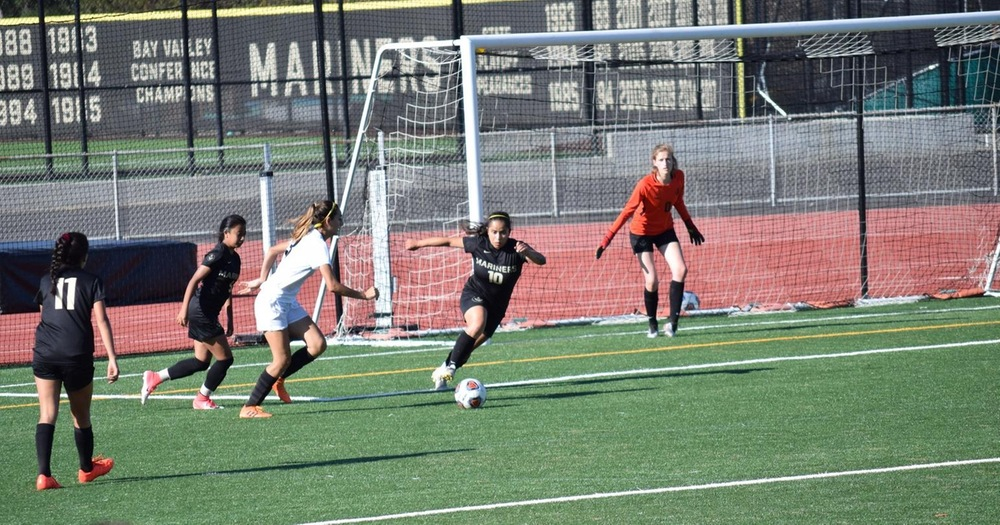 Women's Soccer Drops Home Match To Chabot 3-0