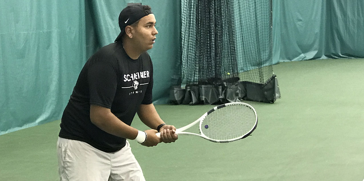Schreiner Sweeps Texas Lutheran in Men's Tennis Fifth Place Match