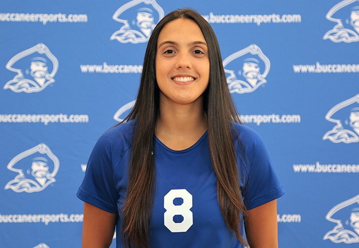 Blinn Volleyball Takes Down Eighth-Ranked Tyler