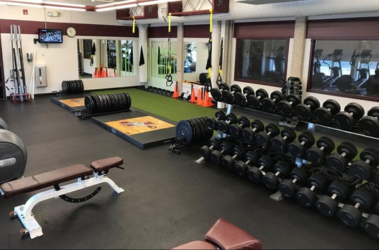 Free Weight and Benches