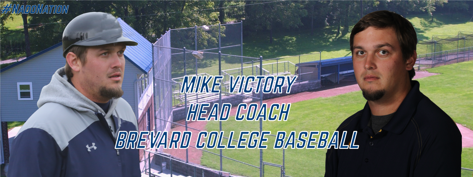 Mike Victory Named Head Baseball Coach at Brevard College