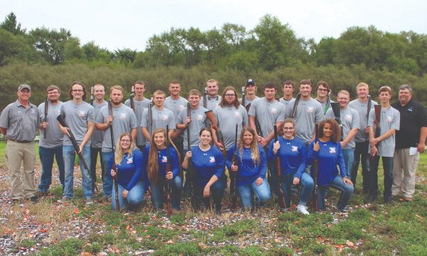 RedTails Sports Shooters Compete against Iowa Central