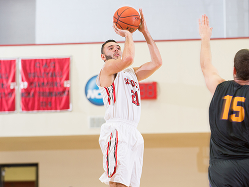Stanford Joins 1,000-Point Club as CUA Wins at Elizabethtown, 73-60
